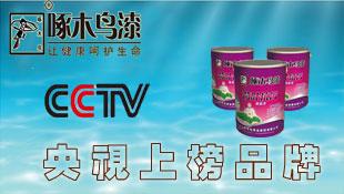 广东啄木鸟漆业发展有限公司招商形象广告图片
