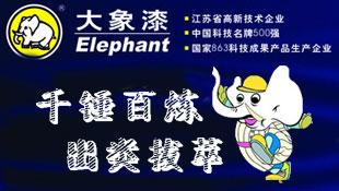 江苏大象东亚集团招商形象广告图片