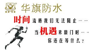 华旗投资集团招商形象广告图片